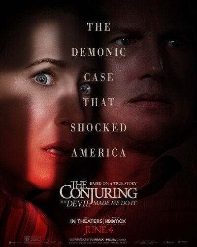 The Conjuring The Devil Made Me Do It 2021 NDRip XviD AC3-EVO